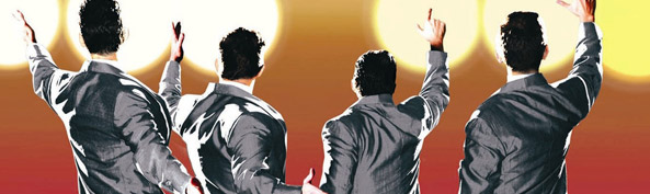 Compare Jersey Boys Tickets