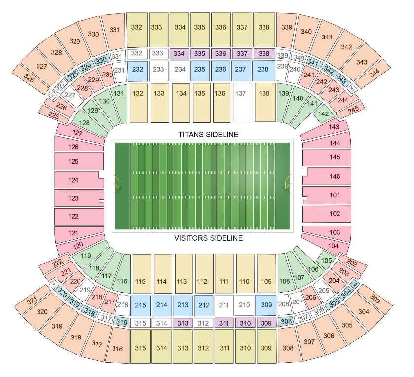 Sports concert and theater tickets rickstickets and more for Mercedes benz superdome parking pass